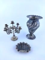 Antik ezüst szépségek, jelzett