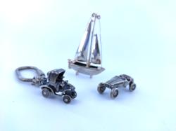 Ezüst közlekedési eszközök