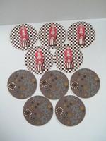 Ritzenhoff poháralátétek 10 db (2 szett)
