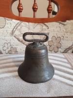 Antik Bronz Birka csengő - Harang