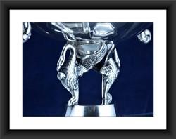 Centerpiece - .915 silver - Spain - Mid 20th century