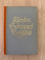 Kärnten sonniges Bergland 1947