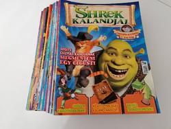 Shrek kalandjai 1-40.