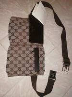 Gucci Vintage dupla öv táska eladó replika.