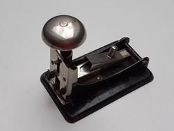 Régi Derby tűzőgép vintage irodaszer