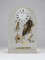 0Z292 Big Ben stilizált óra dísztárgy 12 cm