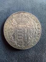 1782 B Körmöcbányai II. József tallér. Vf++