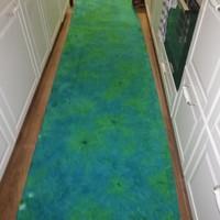 Batikolt selyem anyag 14mx150cm.Nagyon szép!!