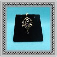 Viktorianus/ Edwardian 9 karatos arany medal ( Anglia)