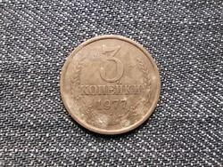 Szovjetunió (1922-1991) 3 Kopek 1977 / id 15962/