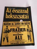 Füzesy Zoltán: Az évszázad bokszcsatái