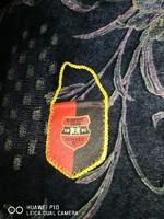 Kispest-honvéd (Kispesti AC) kis méretű szurkolói zászló