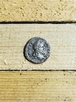 Denarius 207 Roma, Septimius Severus, RIC:308 AU(50-53)