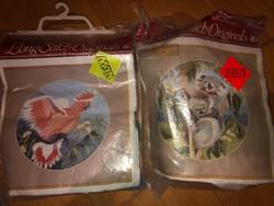 2 db Long Stitch Originals hímzőkészlet KOALA és KAKAS mintájú