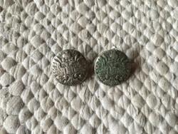 Habsburg osztrák sasos régi gombok