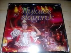 Mulatós slágerek 4 db CD-vel