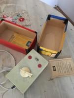 Piko Fz1 vasútmodell transzformátor trafó Piko dobozában - Modell vasút játék
