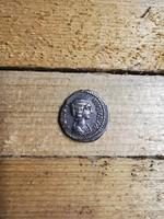 IVLIA - AVGVSTA.  Julia Domna ezüst római