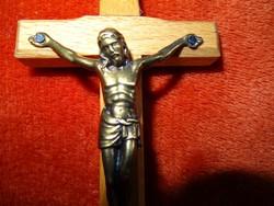 Jézus Korpusszal,fa feszület
