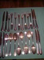 Ezüst evőeszközök, svájci hagyatékból, 800-as,JEZLER cégjellel ellátva!! Eladó!