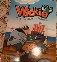 Vickie und die starken manner. Német mesekönyv, ajánljon!