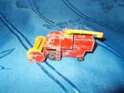 Matchbox kombájn combine harvester lesney 1977