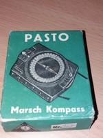 Pasto Marsch Kompass Nr. 167 Iránytű