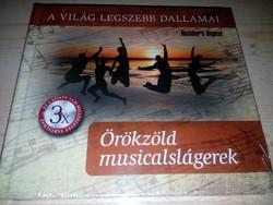 A VILÁG LEGSZEBB DALLAMAI-Örökzöld musicalslágerek