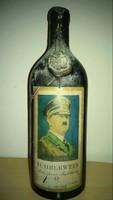 Eladó egy 1943 as évjáratú 0,75 literes bontatlan Führerwein