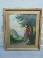 Ismeretlen XIX.századi festő