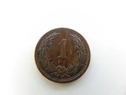 1 fillér 1902 K.B.