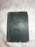 Régi könyv imádságok zsidó nők számára 1922