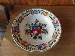 Régi paraszti tányér