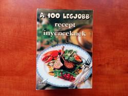 100 legjobb recept /15 db szakácskönyv
