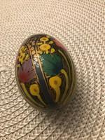 Nagyon szép kézzel festett dúsan aranyozott gyűjtöi,tojás