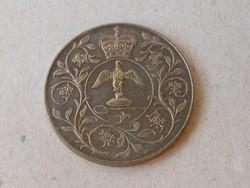 KK670 1977 25 pence Anglia