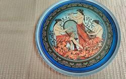 Görög fali tányér.