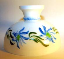 Lámpa búra, kézzel festett hibátlan állapotban
