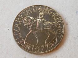 KK661 1977 25 pence Anglia