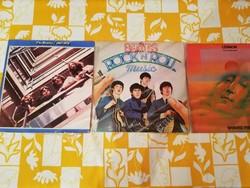 Bakelit lemezek. Beatles