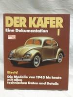 DER KÄFER  (A bogár) - a legendás Volkswagen bogár története