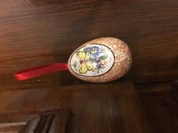Pillangos porcelán Húsvéti tojás