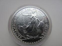 2016 Britannia ezüst érme 0.999 1 uncia 31gr