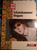 Schatzkammer Ungarn. Magyarországi műkincsek. Német nyelvű szép könyv, ajánljon!