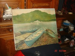 Festmény 60x50cm