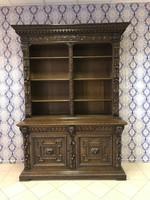 Reneszánsz könyvszekrény