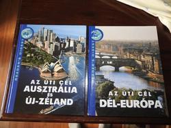 Reader's Digest Válogatás : Fedezze fel a világot / Az úti cél AUSZTRÁLIA ÉS ÚJ-ZÉLAND / DÉL-EURÓPA