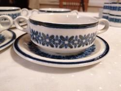 Royal Doulton  angol leveses tányérok aljjal hibátlan állapotban!