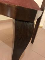 Eladó jó állapotban lévő  6 db. antik szék.