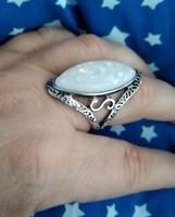 Szépséges kagyló gyűrű